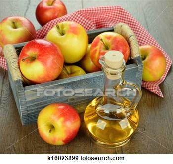 Apple Cider Vinegar View Large Photo Image