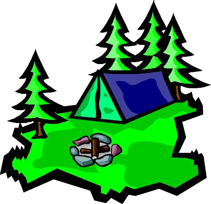 Camping Clipart   Clipart Panda   Free Clipart Images
