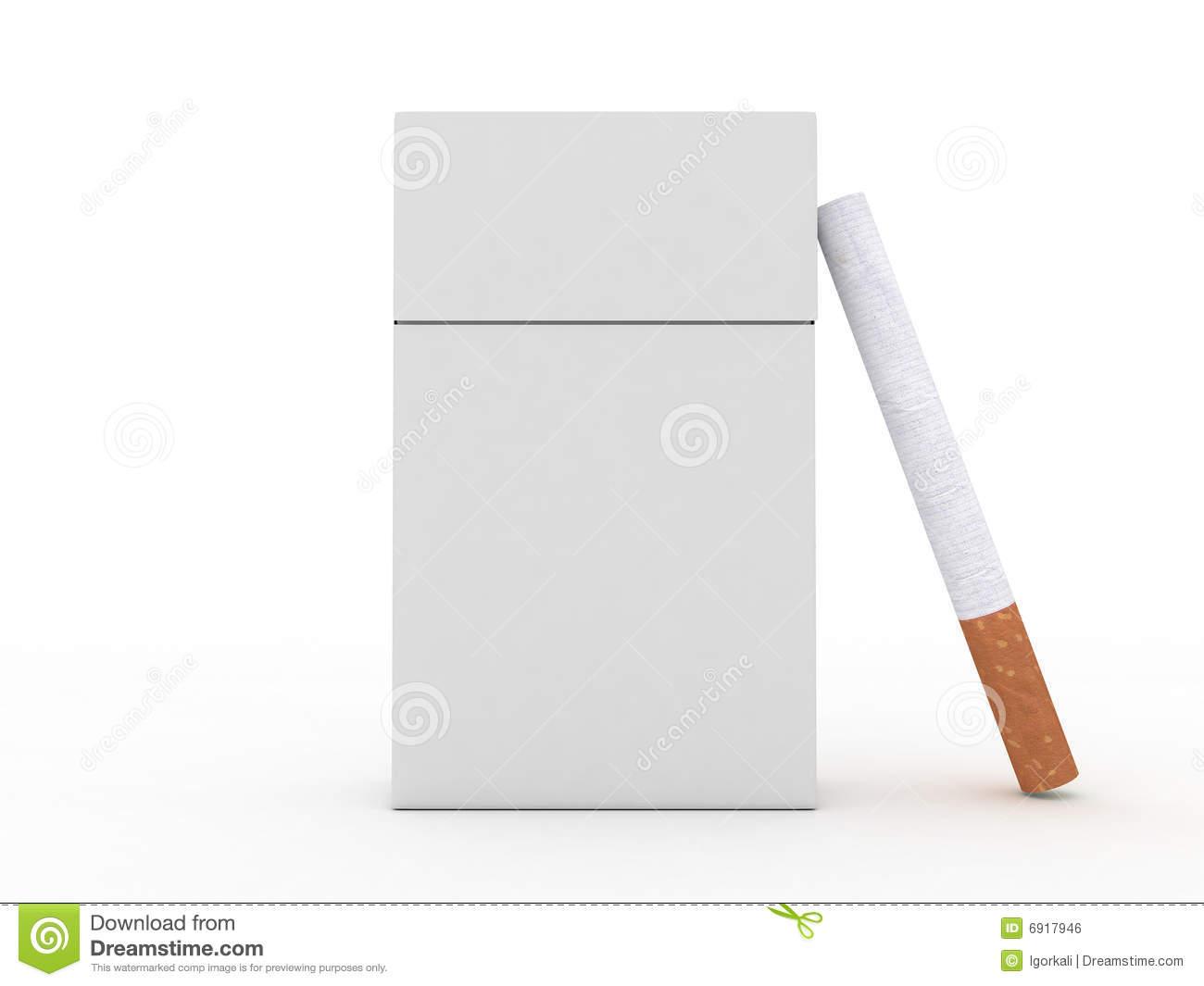 Cigarette Pack Clipart - Clipart Kid