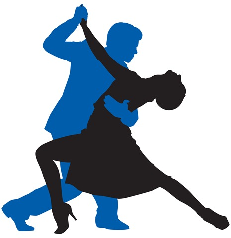 Couple Dancing Silhouette Clip Art   Erwinnavyanto In