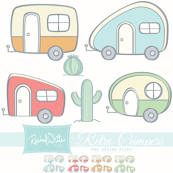 Displaying  19  Gallery Images For Rv Camping Clipart