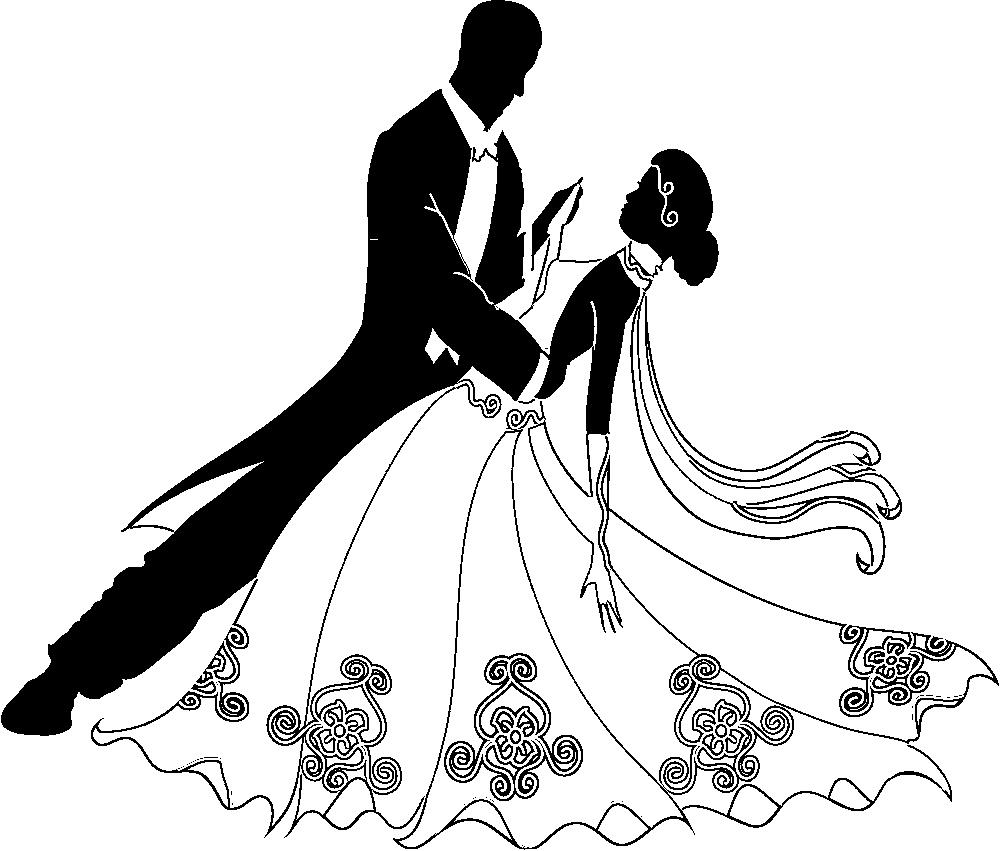 Ballroom Dancing Clipart - Clipart Suggest