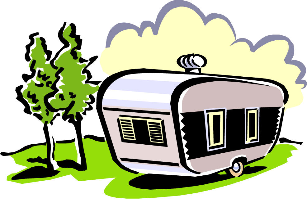 Rv Camping Clip Art Camping And Outdoor Fun