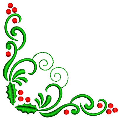 11 Christmas Corner Borders Free Cliparts That You Can Download To You