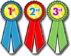 2 Place Ribbon Clipart - Clipart Suggest