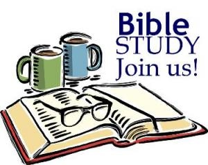 Bible Study   Awana Announcements