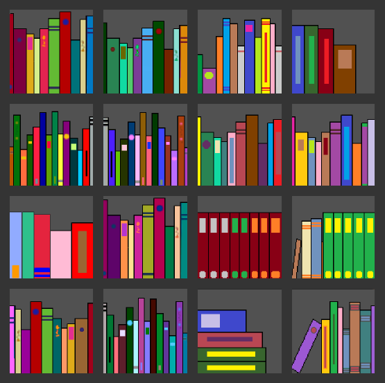 Bookshelves Clip Art ~ Preschool books on shelf clipart suggest