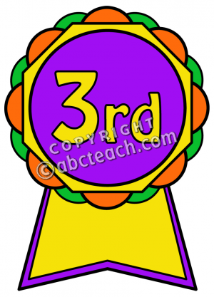 Clip Art  Round 3rd Color   Preview 1