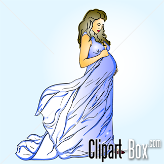 Related Pregnant Woman Cliparts