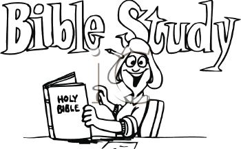 Adult Bible Study Clipart - Clipart Kid
