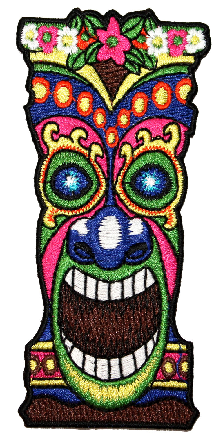 Happy Tiki Clipart - Clipart Suggest