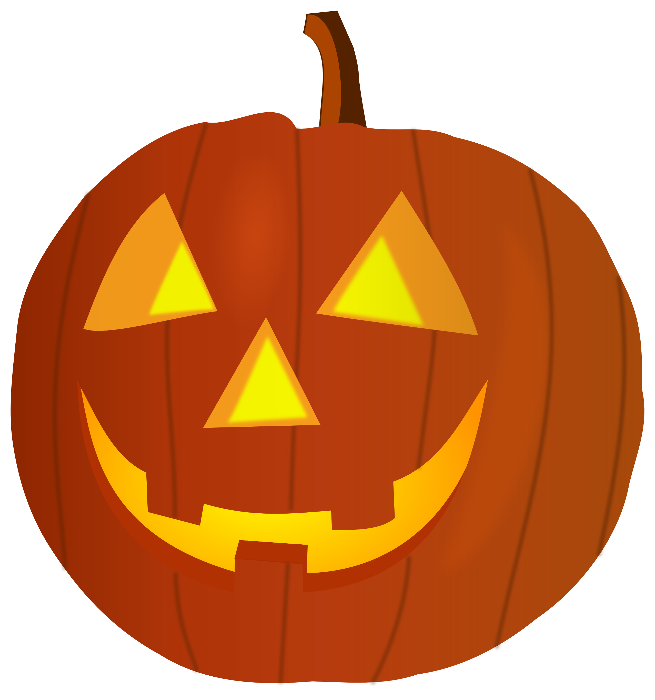 20 Halloween Pumpkin Clip Art Free Cliparts That You Can Download To