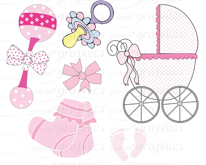free clipart of baby things - photo #22