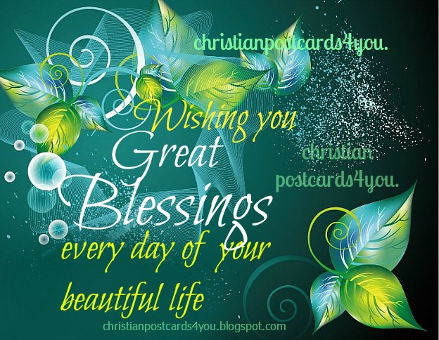 Cell Phone  God Gives You Great Blessings  God Bless You Today