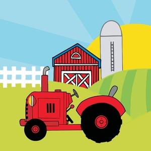 Clip Art Images Tractor Stock Photos   Clipart Tractor Pictures