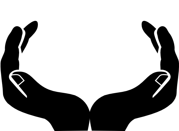 Two Hands Clipart - Clipart Suggest