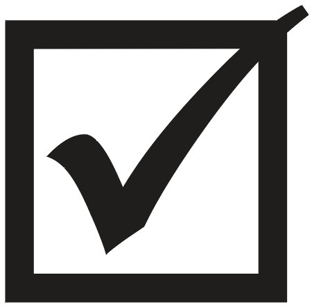 Election Check Mark   Northfield Org