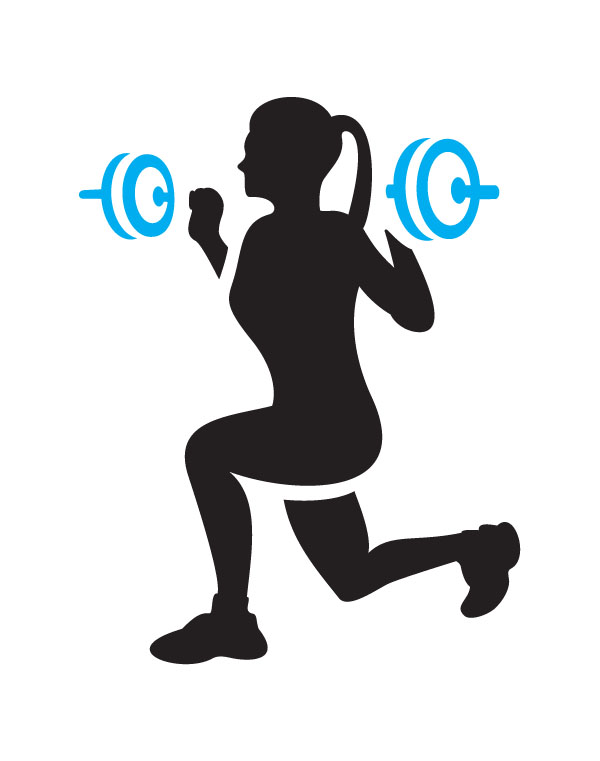 Clip Art Weight Lifting Clip Art female weight lifting clipart kid fitness11
