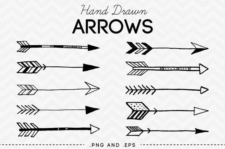 Feather Arrow Clipart - Clipart Kid