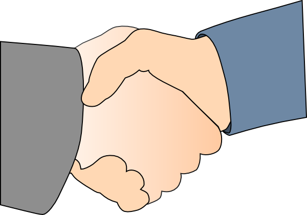People shaking hands clip art images amp pictures becuo