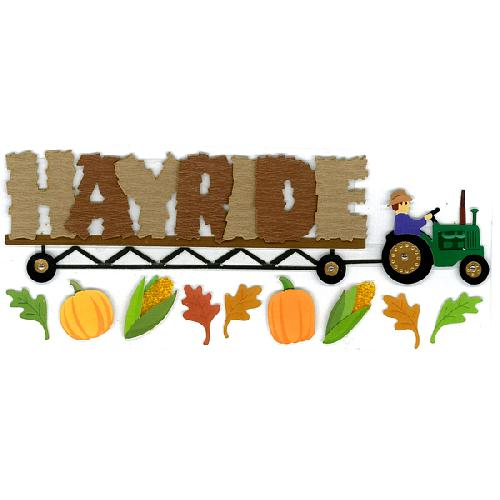 Clip Art Hayride Clipart halloween word hayride clipart kid jolee boutique hayride