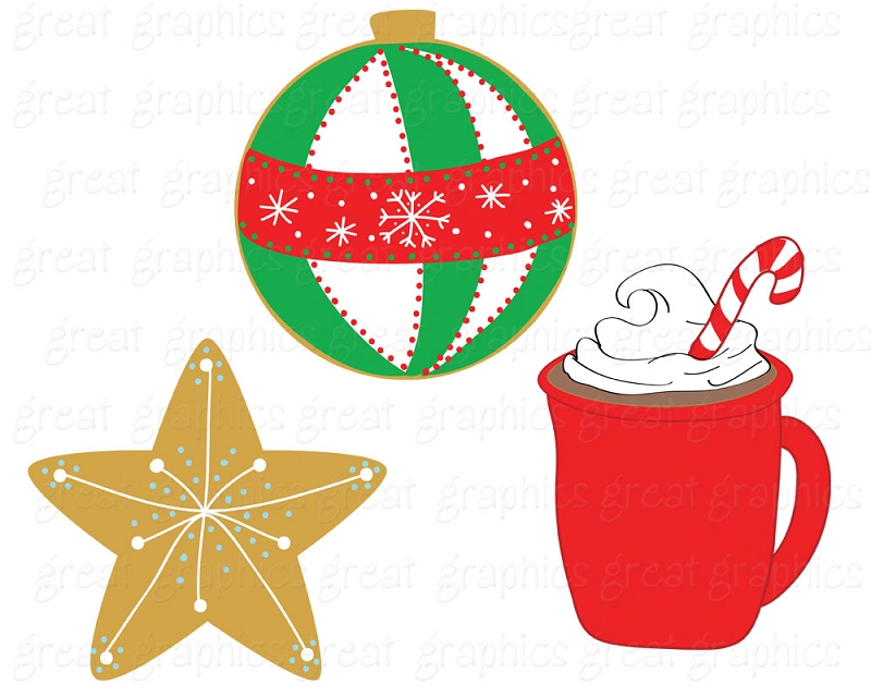 Christmas Cookie Clipart - Clipart Suggest