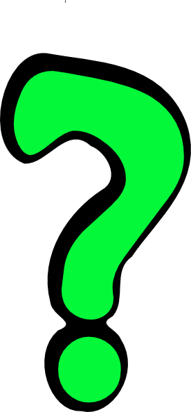 Animated Question Mark Clip Art  1