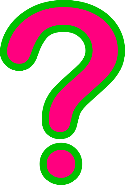 questions animated clip art free - photo #35