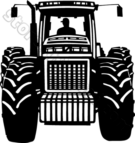 Tractor Pull Clip Art Vector : Case ih tractor clipart suggest