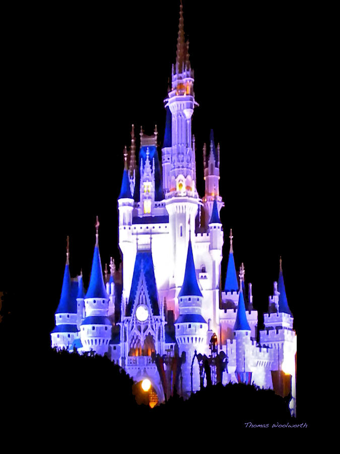Disney World Magic Kingdom Clipart - Clipart Suggest