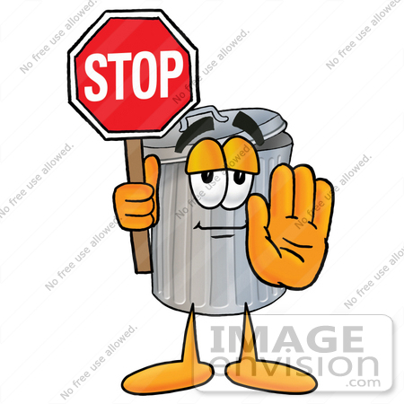 No Trash Clipart - Clipart Suggest