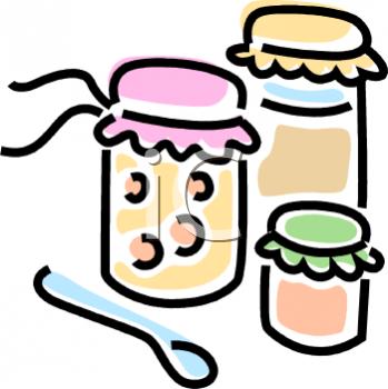 Condiments Clipart