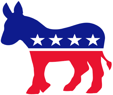 Democrat 5   Http   Www Wpclipart Com Holiday Election Day Democrat