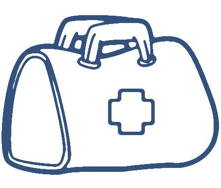 Medical Bag Clipart - Clipart Kid