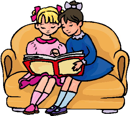 Family Reading Together Clipart   Clipart Panda   Free Clipart Images