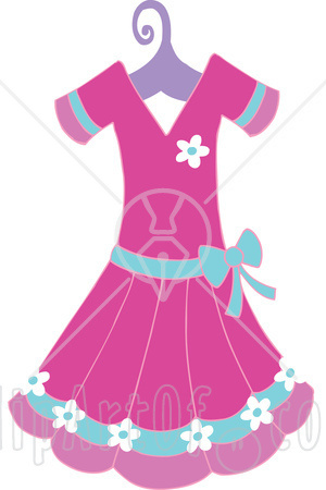 Little Girl Dress Clipart   Clipart Panda   Free Clipart Images