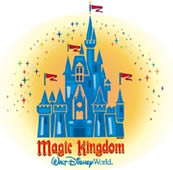 Magic Kingdom Clipart Photos   Mousescrappers Com