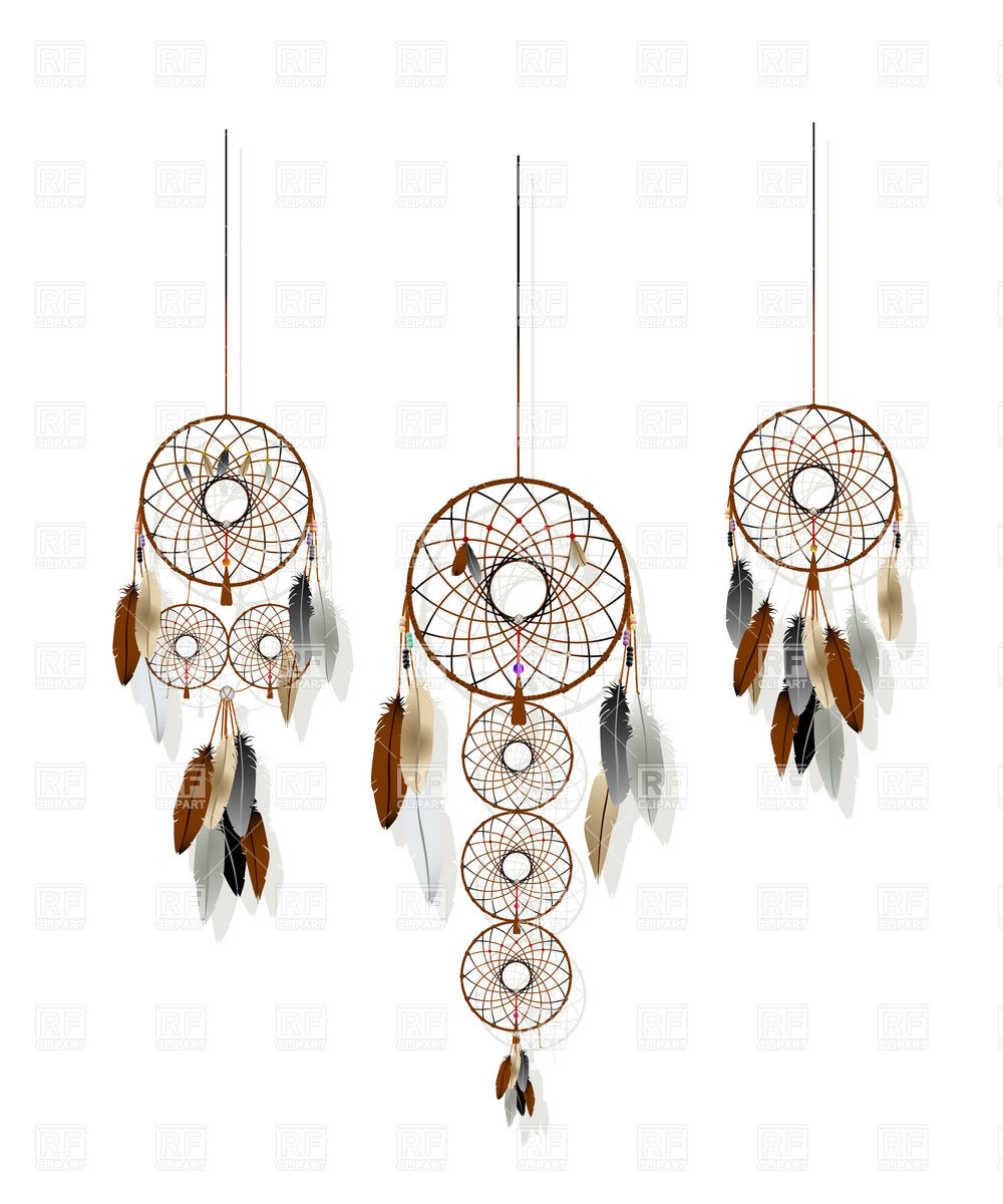 Native American Indian S Dreamcatcher 6701 Download Royalty Free