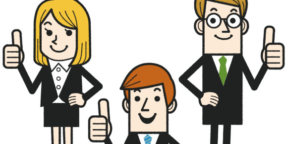 Satisfied Customer Clipart
