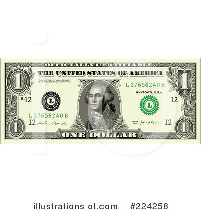 100 Dollar Bill Clip Art  Hundred Dollar Bill Clip Art