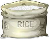 Bag Of Rice Clip Art Rice In Gunny Bag Http Galleryhip Com Bag Of Rice
