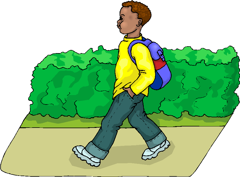 Boy Go To School Free Clipart   Free Microsoft Clipart