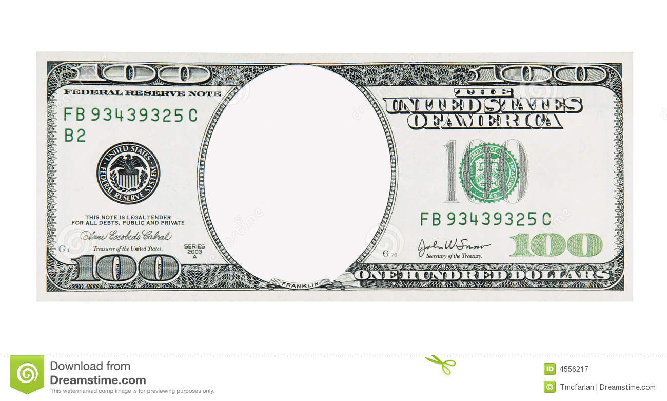 100 Dollar Bill Cartoon Clip art of 3 $ 100 bills clipart - clipart ...
