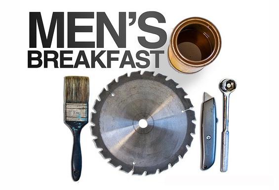 Men S Breakfast Clipart Clipart Suggest
