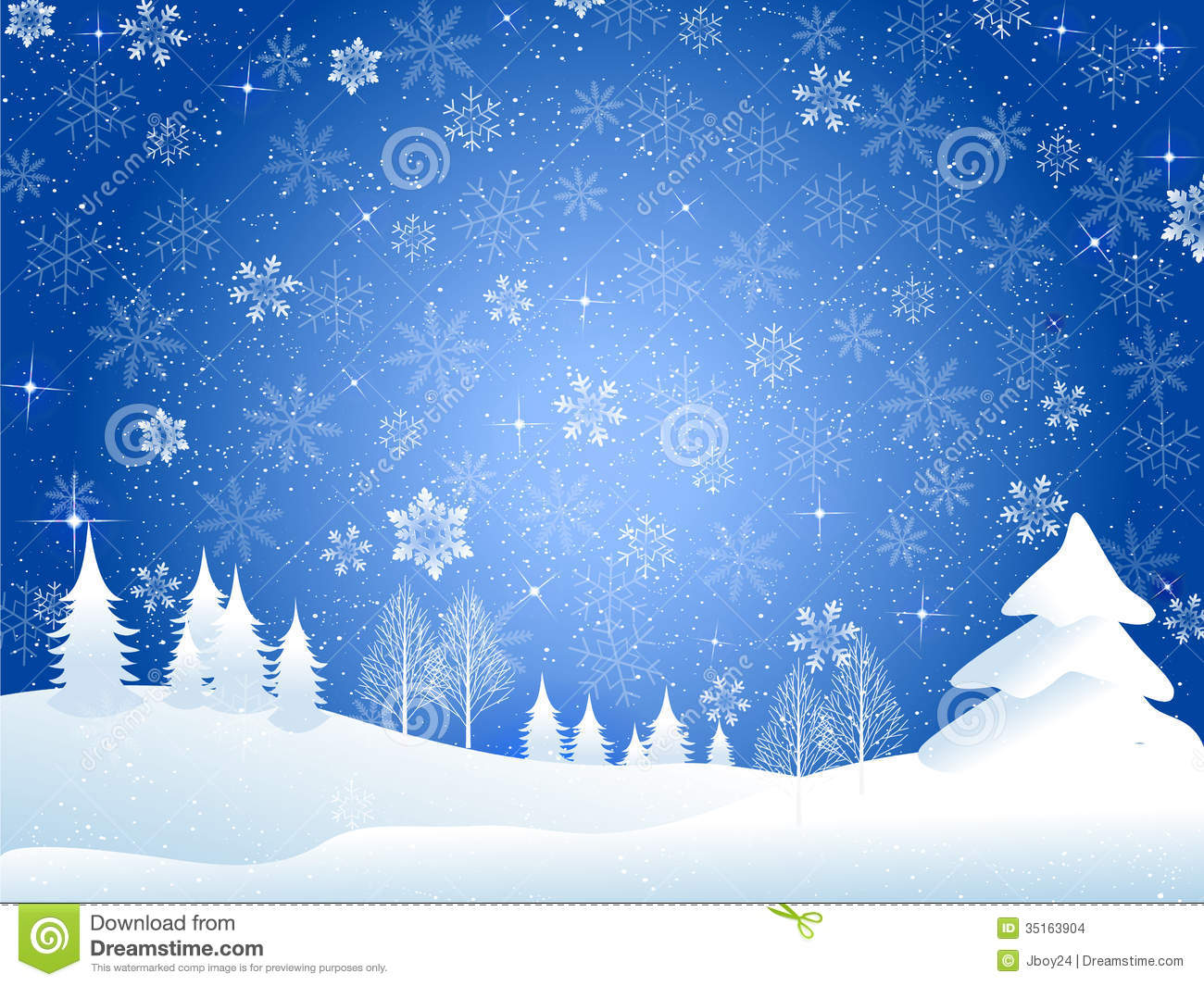 Snowy Background Clipart - Clipart Kid