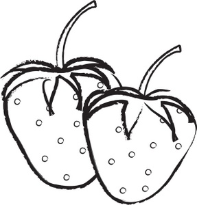 Strawberry Clip Art Images Strawberry Stock Photos   Clipart