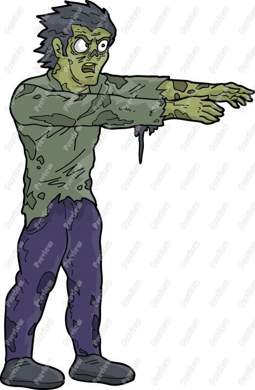 zombie images clip art - photo #34