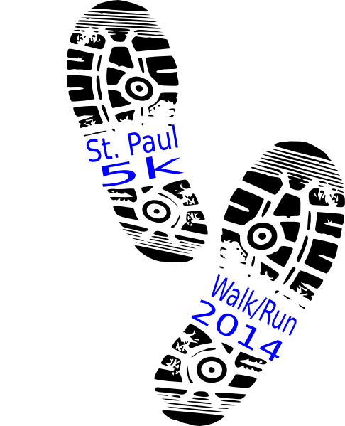 5k Run 4 Literacy  4 Clip Art At Clker Com   Vector Clip Art Online