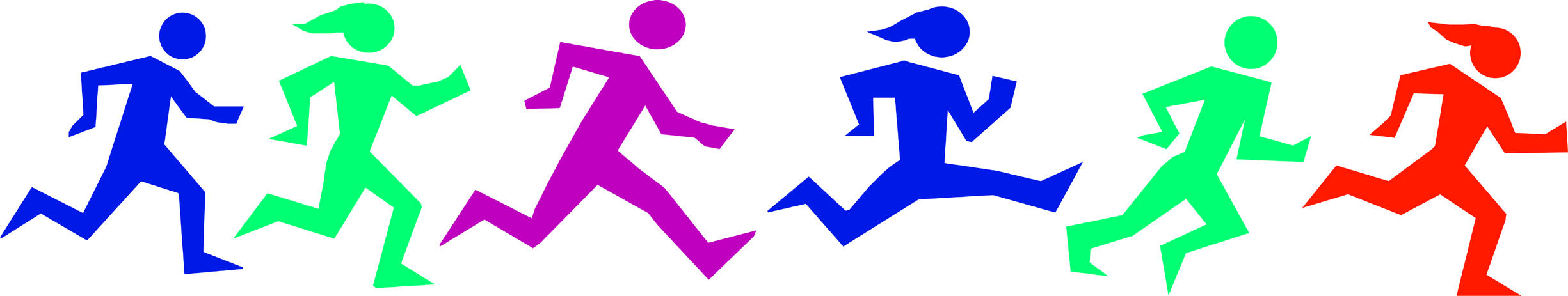 Image result for running clipart