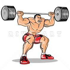 Awesome Weight Lifting Clip Art  On Pinterest   Sports Bodybuilding